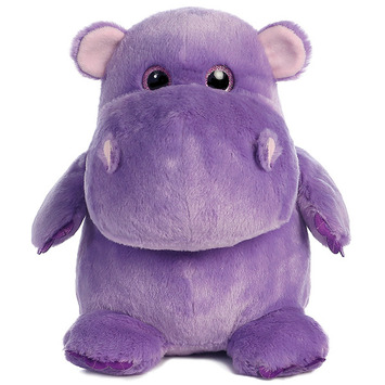 Hunk of Love Hippo 14""