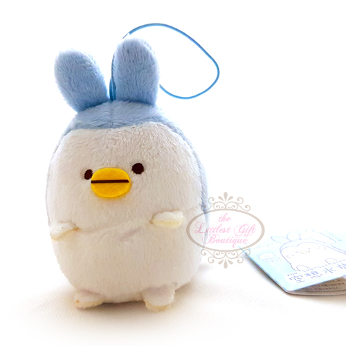 Fancy Aquarium Mascot Elastic Bunny Penguin