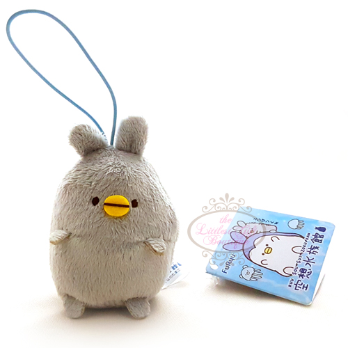 Fancy Aquarium Mascot Elastic Grey Bunny Penguin