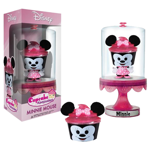 Disney Cupcake Keepsakes Minnie Mouse