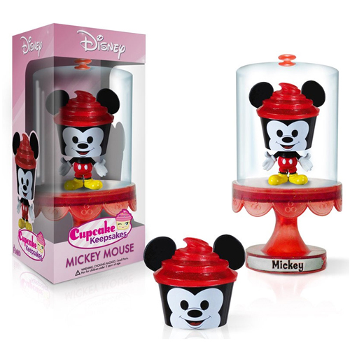 Disney Cupcake Keepsakes Mickey Mouse