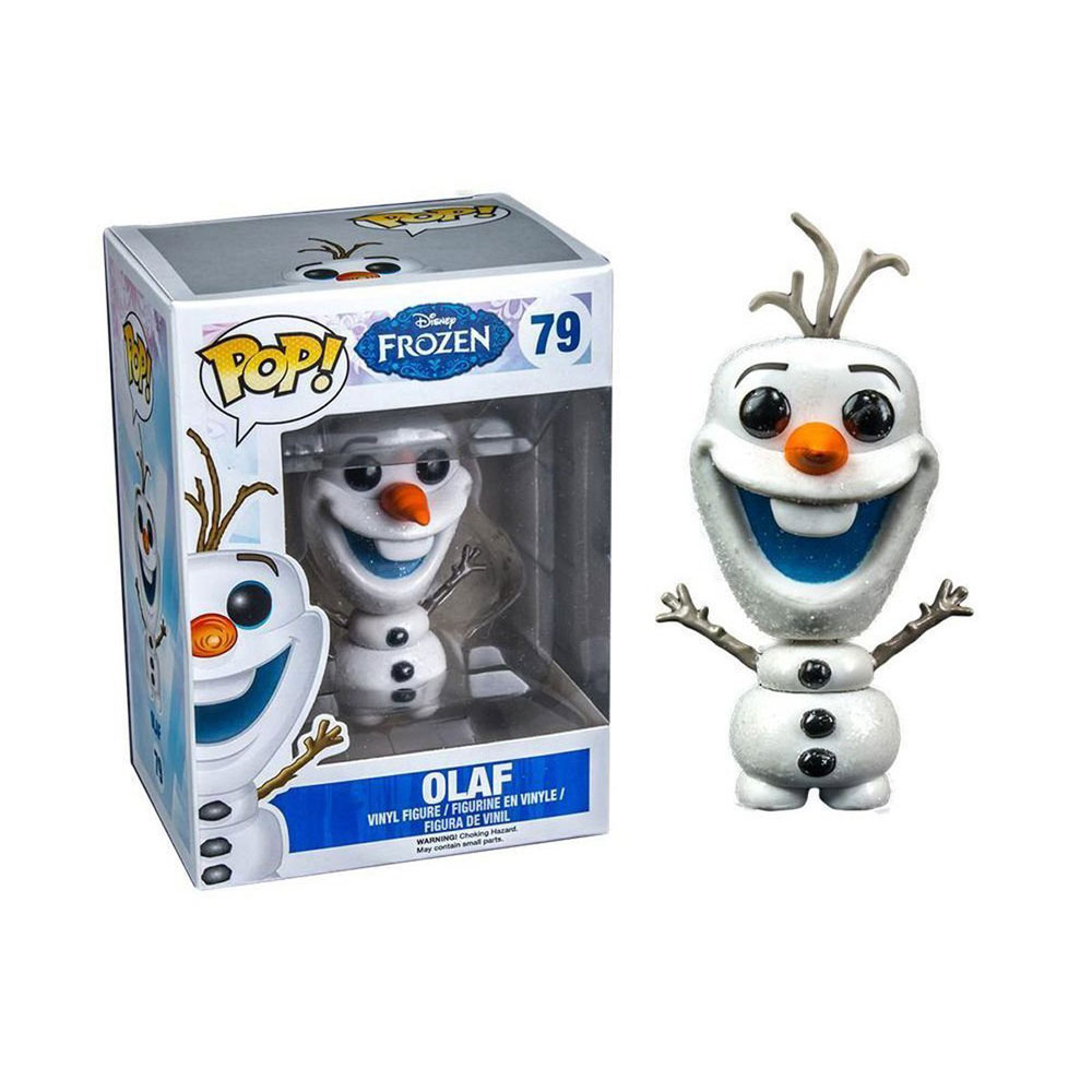 Disney Frozen Glitter Olaf the Snowman Pop! Vinyl Figure