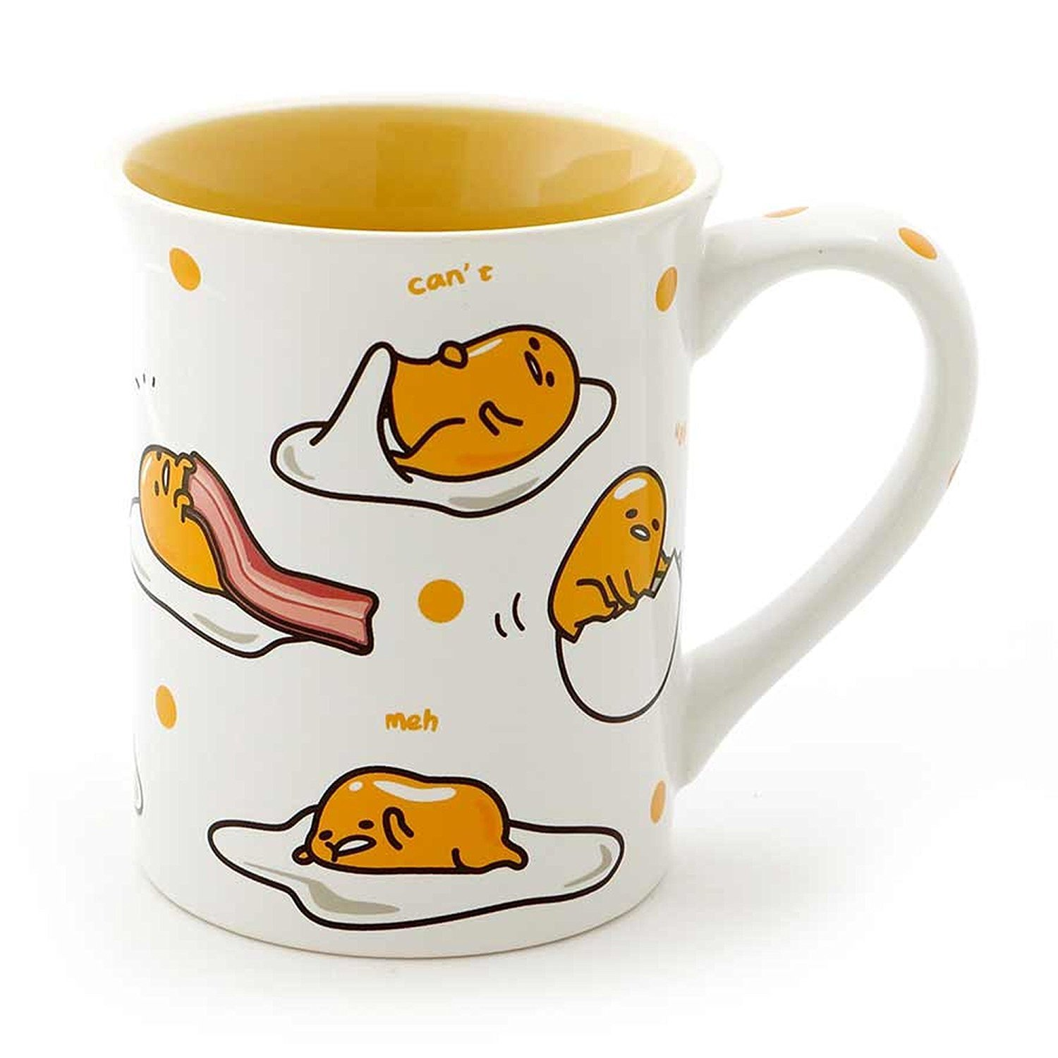 Gudetama Mug Bacon