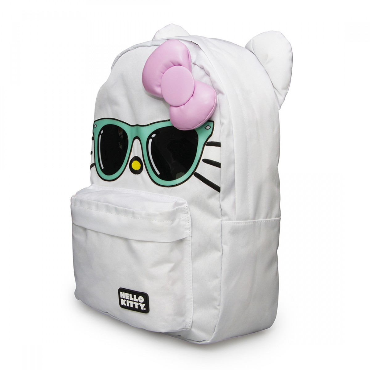 Hello Kitty Backpack Mint Sunglasses/Pink Bow Face
