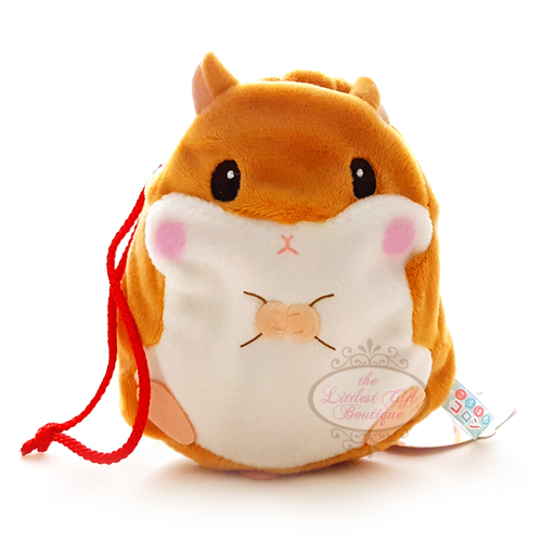 Koro Hamster Pouch Brown