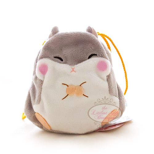 Koro Hamster Pouch Grey