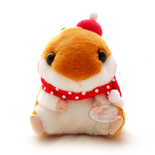 Koro Koron Hamster Winter M Brown