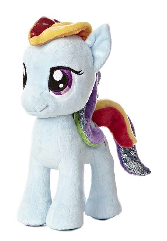 My Little Pony AU Rainbow Dash 10""