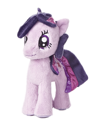 My Little Pony AU Twilight Sparkle 6.5""