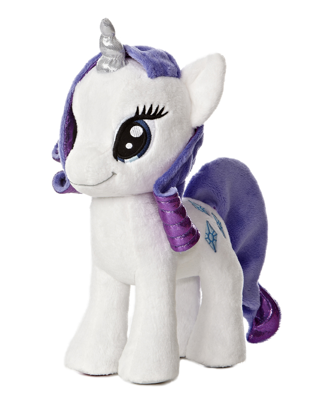 My Little Pony AU Rarity 6.5""