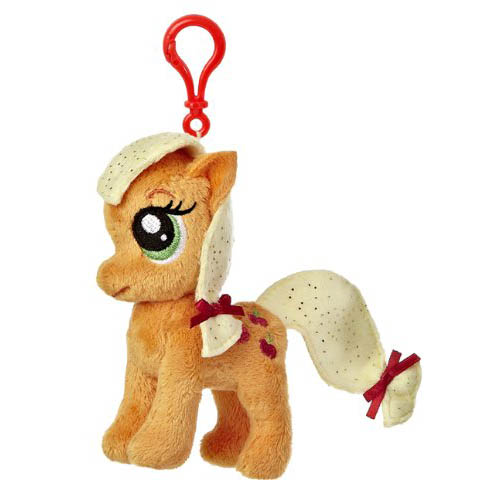 My Little Pony AU Apple Jack Clip On 4.5""