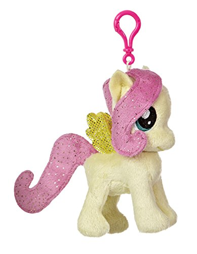 My Little Pony AU Fluttershy Clip On 4.5""
