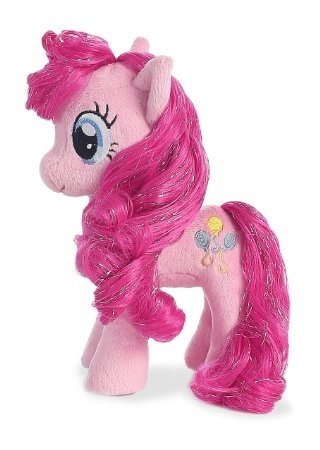 "My Little Pony AU Pinkie Pie 6.5"" B"