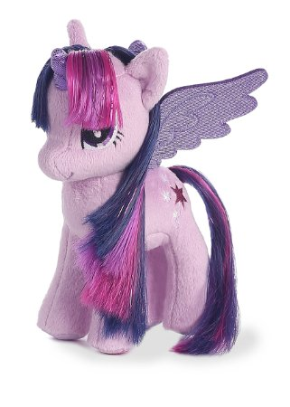 "My Little Pony AU Twilight Sparkle 6.5"" B"
