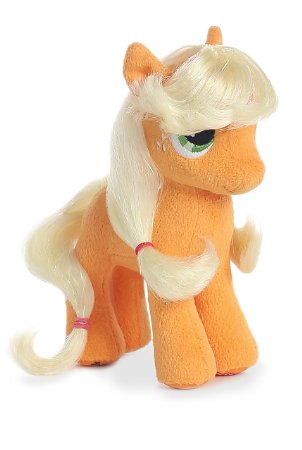 "My Little Pony AU Apple Jack 6.5"" B"