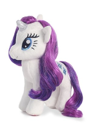 "My Little Pony AU Rarity 6.5"" B"