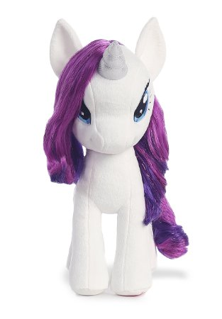 "My Little Pony AU Rarity 6.5"" B - Click Image to Close"