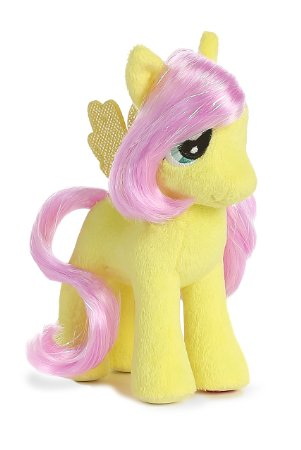 "My Little Pony AU Fluttershy 6.5"" B"