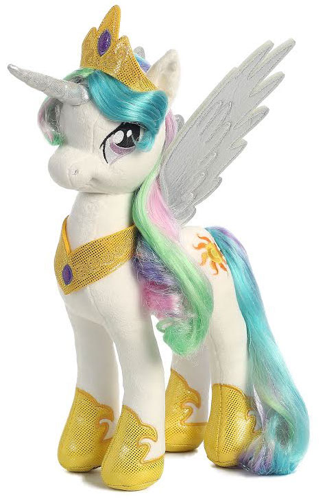 My Little Pony AU Celestia 14""
