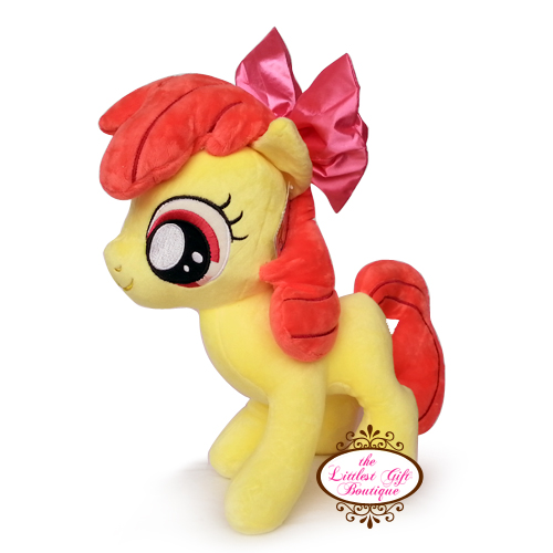My Little Pony Plush Apple Bloom 10""