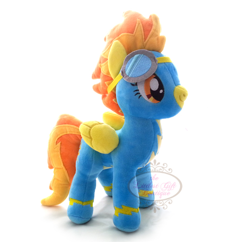 My Little Pony Plush Spitfire Wonderbolt 12""