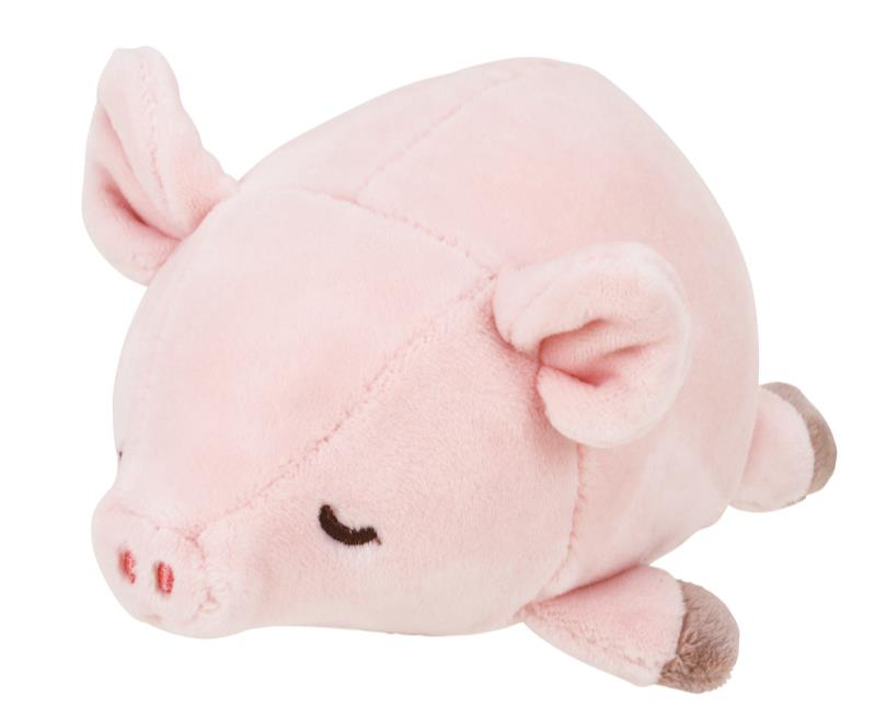 Marshmallow Animal Pig - XS
