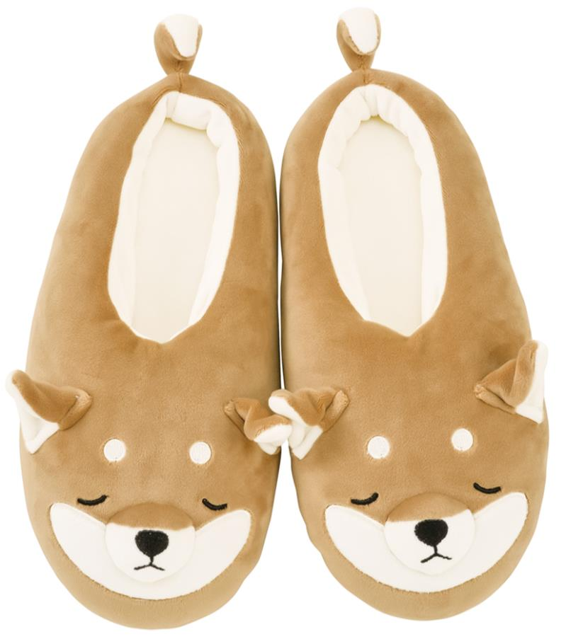 Shiba Slippers Size 7-8.5