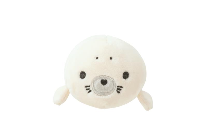 Marshmallow Animal Seal- XS