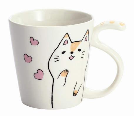 Nyan Cat Mug In Love