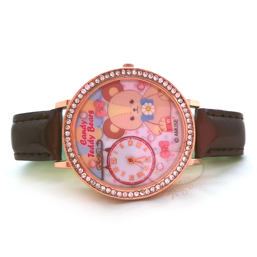 AMUSE Character Watch - Teddy Bear