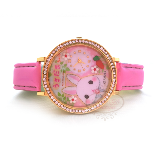 AMUSE Character Watch - Usa Dama Rabbit