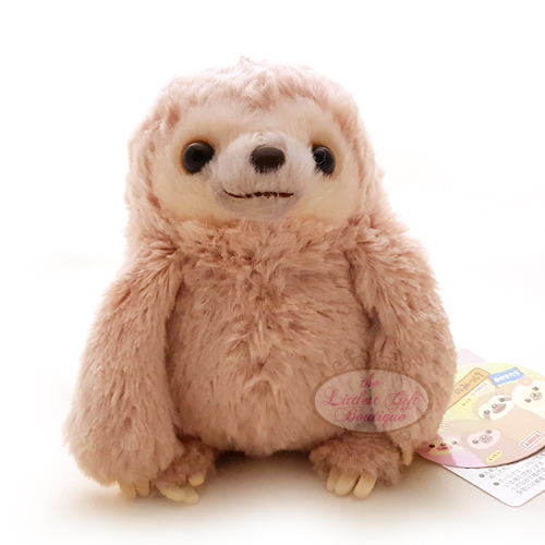 Sloth Flower M Tan 13cm