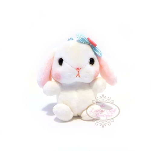 Pote Usa Loppy Rabbit Strawberry MC 8.5cm