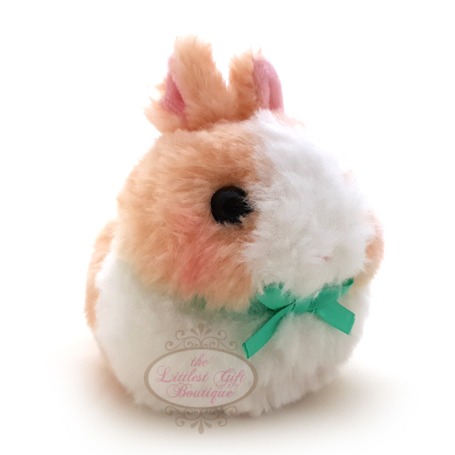 Usa Dama Chan Rabbit Keychain Brown Face 10cm