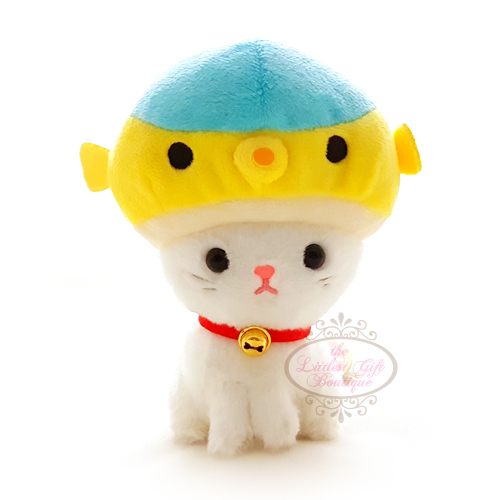 Cats in Costume M 13cm Pufferfish