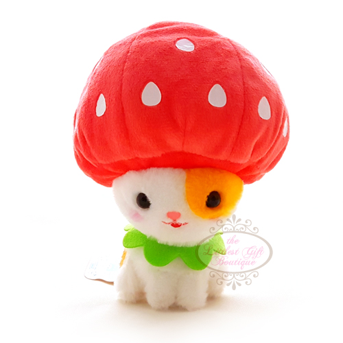 Cats in Costume M 13cm Strawberry