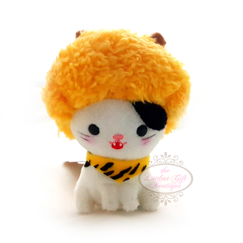 Cats in Costume Keychain 9cm Oni