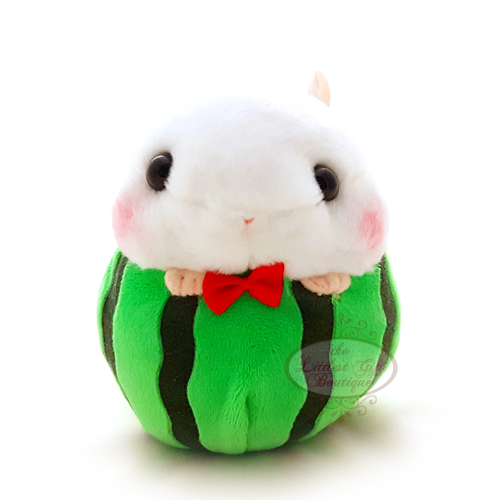 Koro Koron Hamster Fruits M Watermelon 13cm