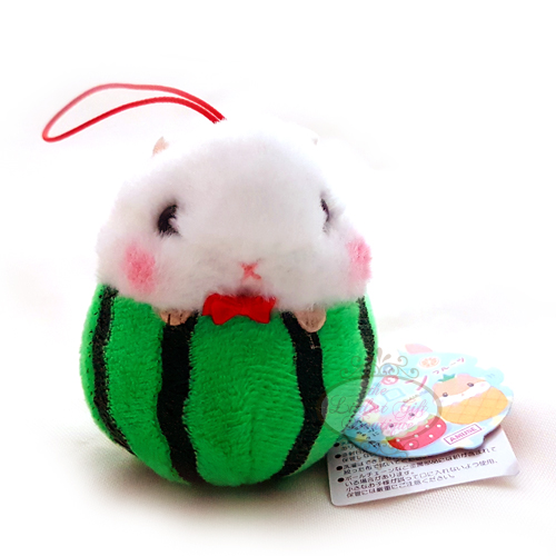 Koro Koron Hamster Fruits Elastic Watermelon