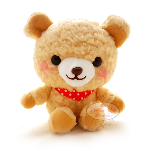 Teddy Sewing Bear M Beige