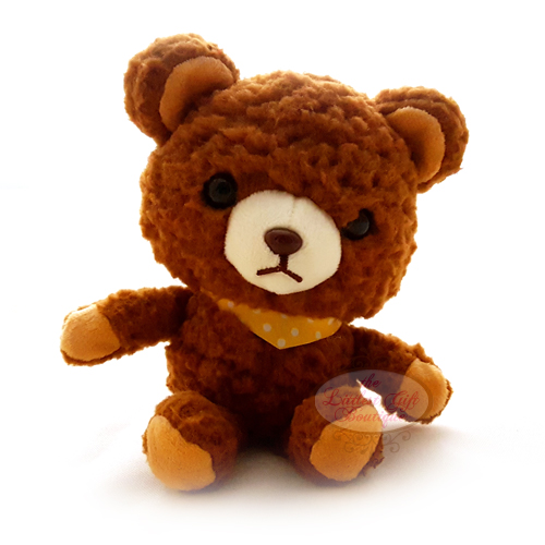 Teddy Sewing Bear M Brown