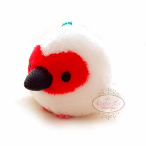 KotoriTai Bird Keychain Crested