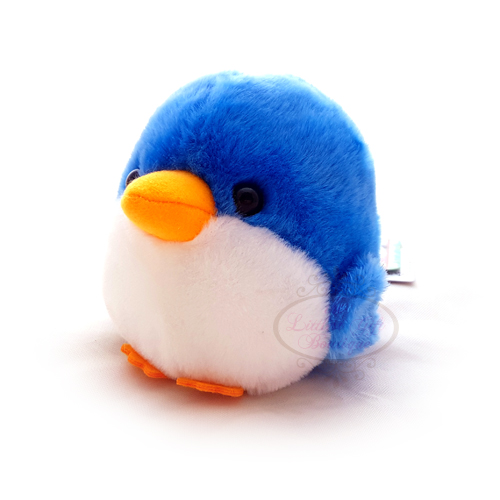 KotoriTai Bird M Vacation Blue Penguin