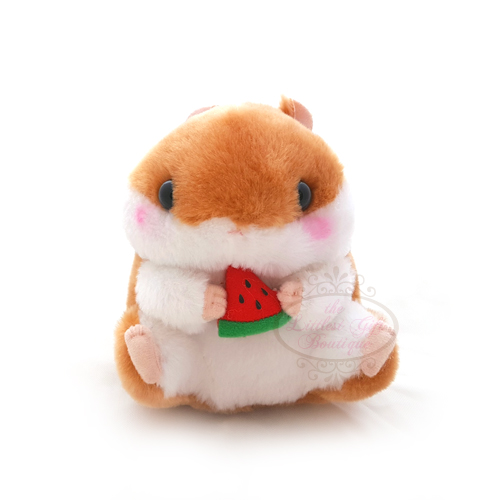 Koro Koron Hamster Friends M Brown