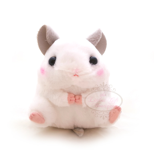 Koro Koron Hamster Friends M Chinchilla