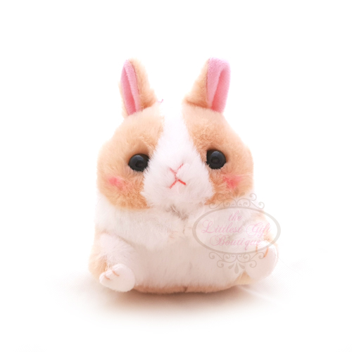 Koro Koron Hamster Friends Keychain Rabbit