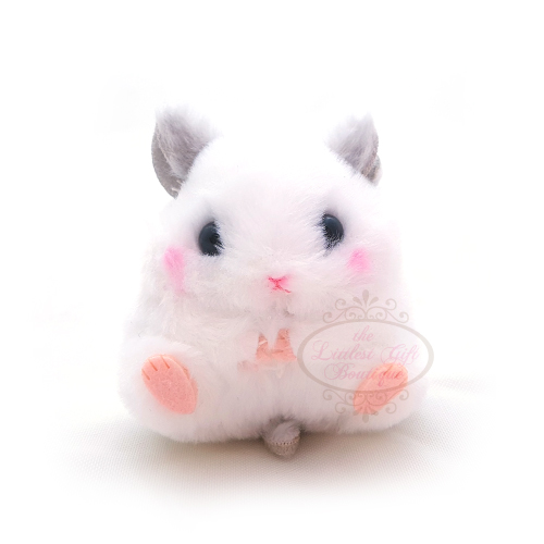 Koro Koron Hamster Friends S Chinchilla 10cm