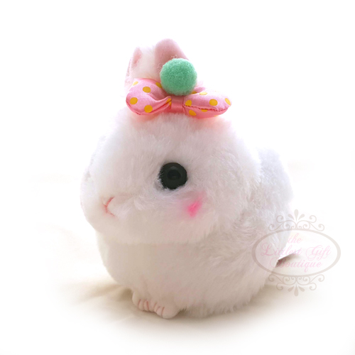 Usa Dama-Chan Rabbit M White