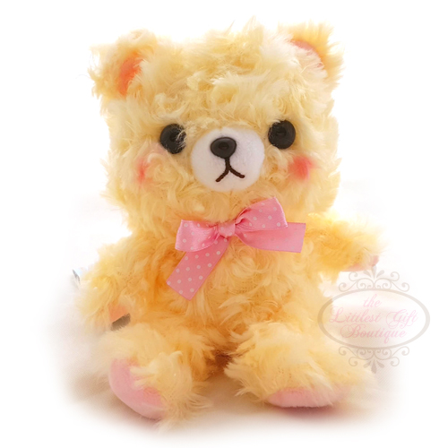 Fortune Bear M Yellow