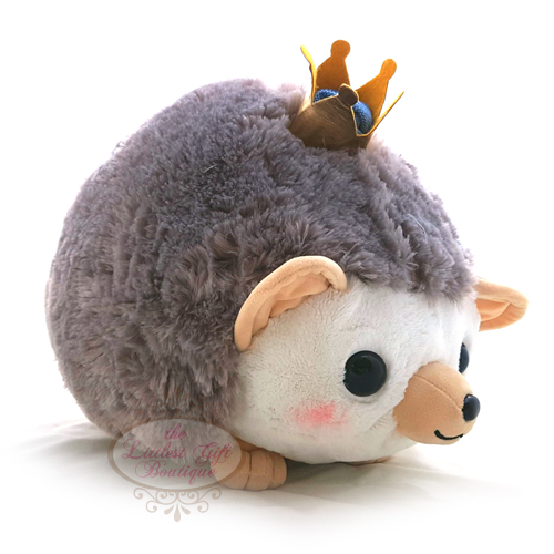 Hedgehog Crown L Brown